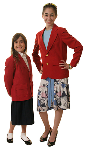 Childrens blazers